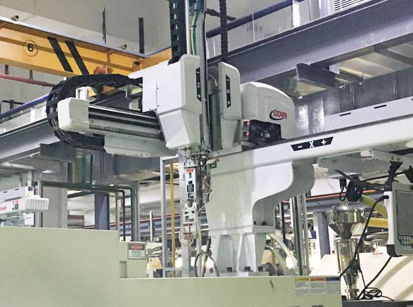 自動化零部件生產線