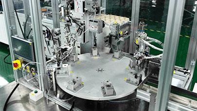 全自動化組裝生產線