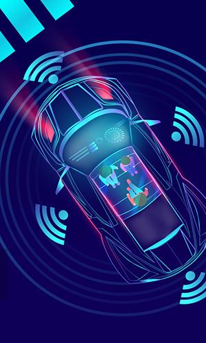 智能駕駛輔助系統